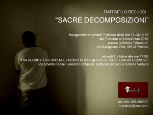 """Sacre decomposizioni"""